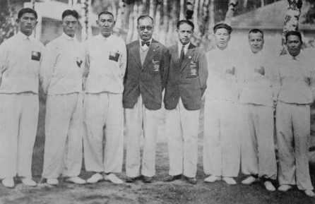 China sent a group of martial artists to the 1936 Olympic Games who provided an exhibition of their then rarely seen arts on the global stage.
