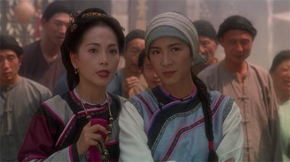 "Yuen Woo Ping's 1994 movie ""Wing Chun"" is notable for its comical, yet nuanced, discussion of the role of gender and social expectations in the Chinese martial arts."