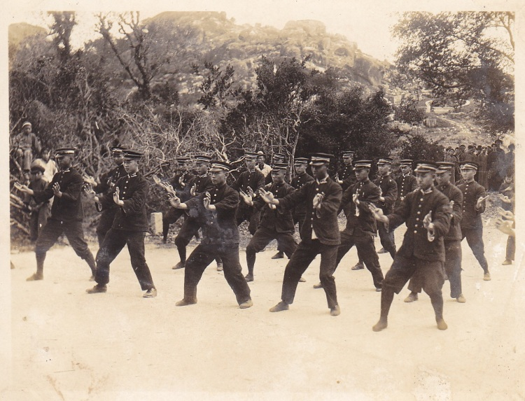 Through a lens darkly 4 chinese martial arts and the military