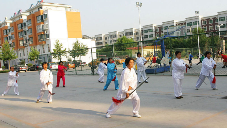 "The ""internal"" martial arts and other Qigong practices tend to be especially popular among senior citizens and others who are seeking relief from chronic conditions."