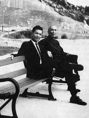 "Does Wing Chun need a ""spiritual"" center? Is it ...Yip Man Son"