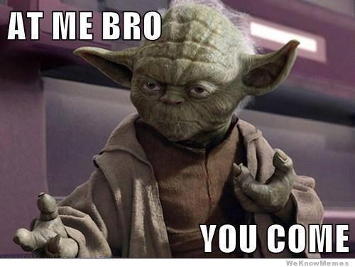 Yoda Meme How Yoda Helped to Inv...