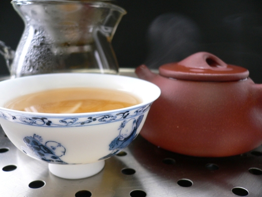 Chinese_tea,_gancha