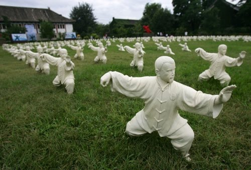 """The Chinese state has adopted the traditional martial arts a part of their public diplomacy effort, effectively free riding off of the good vast good will that its """"Brand"""" has accumulated."""