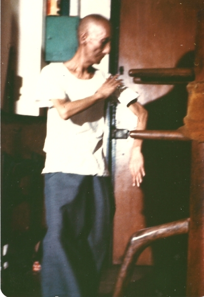 Ip Man Wooden Dummy.bong. 1972