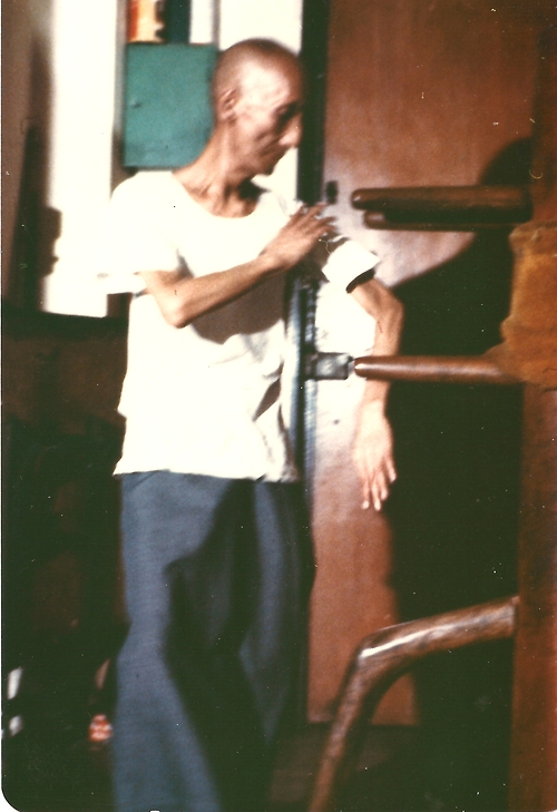 The Story of Ip Man's Wooden Dummy – Kung Fu Tea