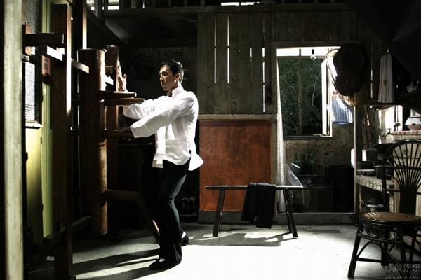 Donny Yen reprises his role as Ip Man.