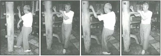 Build Ip Man Wooden Dummy Plans DIY PDF woodworking bench
