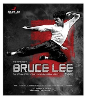 Treasures of Bruce Lee by Paul Bowman (Applause Theatre & Cinema Books, 2013).