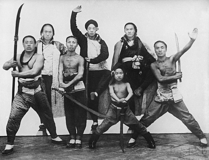 """""""Local Militia Shandong. 1906-1912 by Fr. Michel de Maynard."""