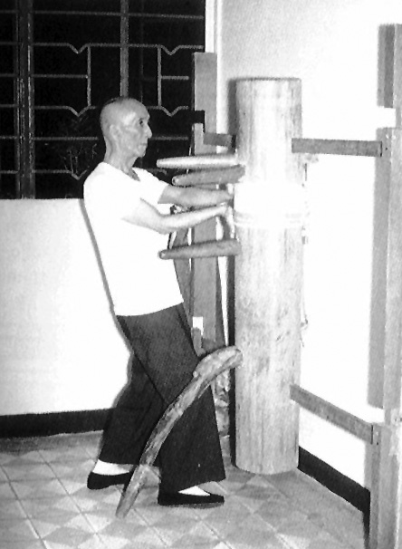 Ip Man as he actually existed during the Hong Kong years.