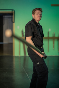 Jon Nielson of Wing Chun Hall in Salt Lake City.