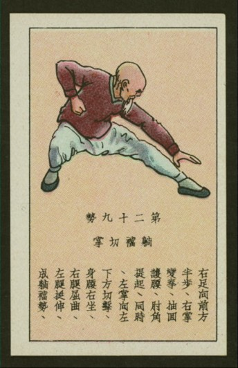 Cigarette Card.  Source: Digital Collections of the NY Public Library.