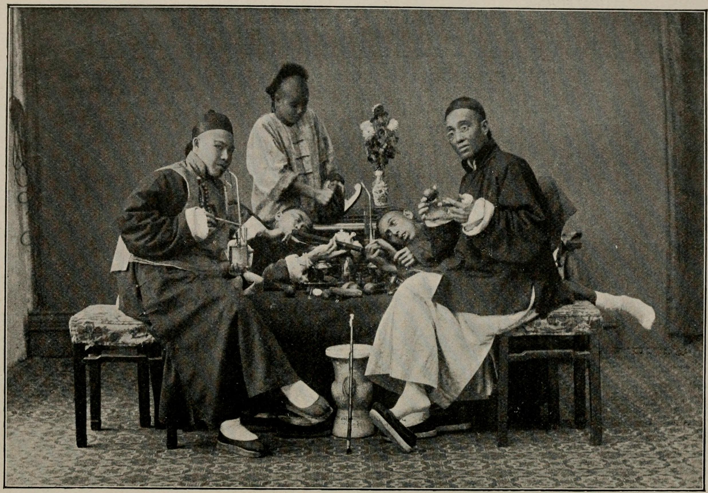 From the Archives: Understanding Opium Use among Southern Chinese