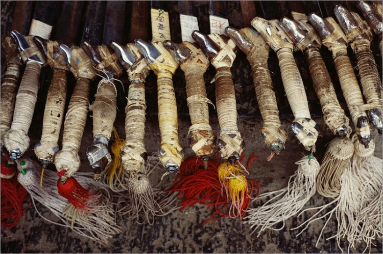 Sword Handles