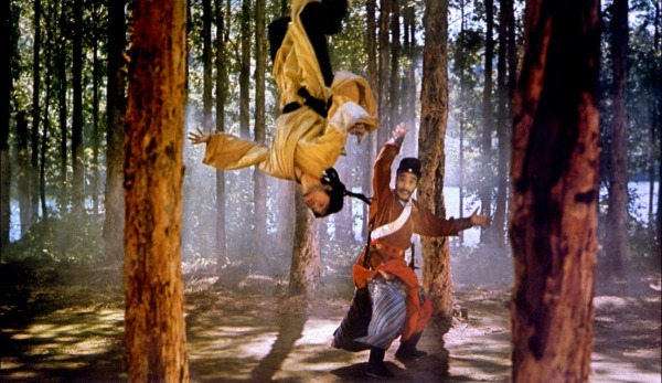 A still from touch of Zen.