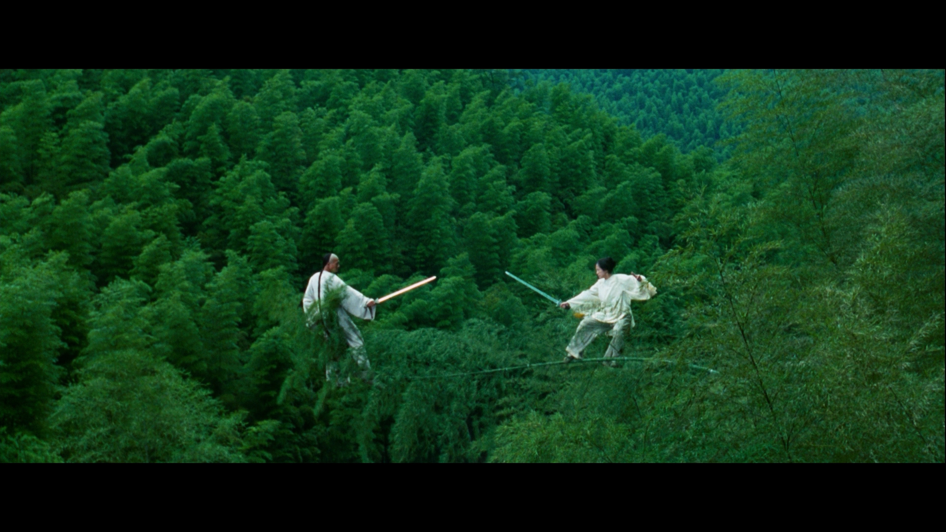 crouching dragon essay hidden tiger A key idea explored by crouching tiger hidden dragon lies in the genealogy of the film as an international production a key aspect of the distinctive visual sought after by lee, is the depiction of eastern thought versus western principles.