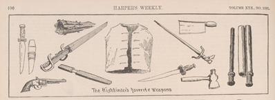 Highbinder's favorite weapons