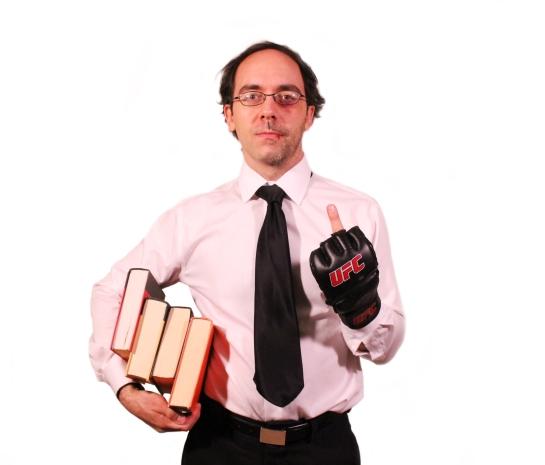 Dan Bolelli.  If you haven't seen his paper in the JOMEC Journal be sure to do so.  Source: www.danielebolelli.com