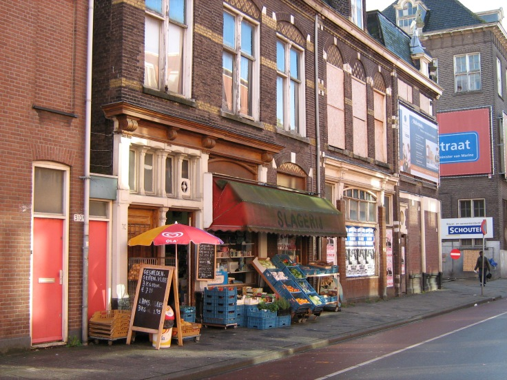 The Schilderswijk neighborhood in the Hague, one of the locations in which Rana conducted much of her fieldwork.  Source: Wikimedia.