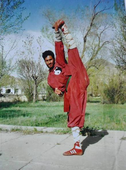 Afghan Kung Fu