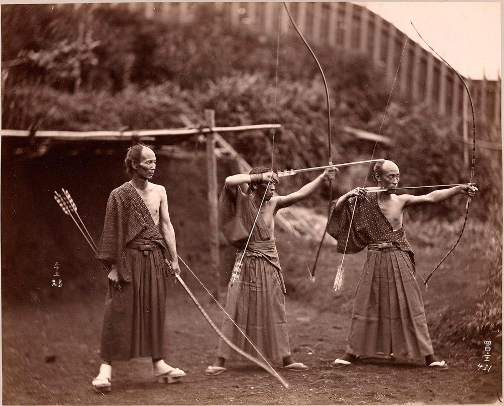 japanese-archers-kyudo