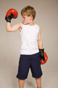 Boy Boxing Gloves