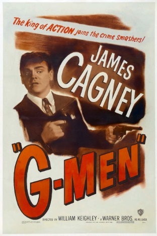 James Cagney. G-Men