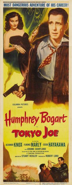 Humphrey Bogart.  Tokyo Joe