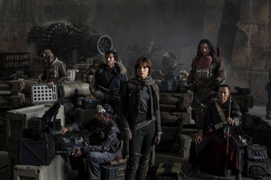 Rouge one Cast