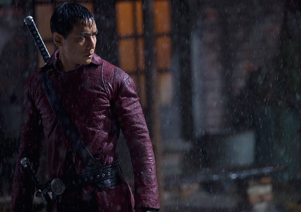 Into the Badlands by AMC.