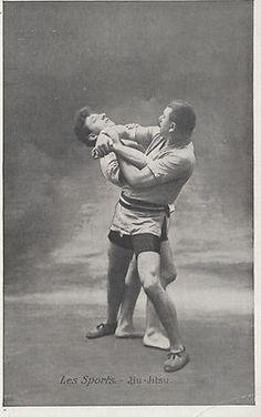 Vintage French Postcard