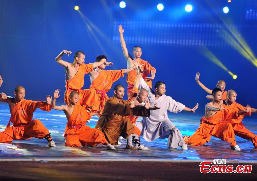 Southern Shaolin show