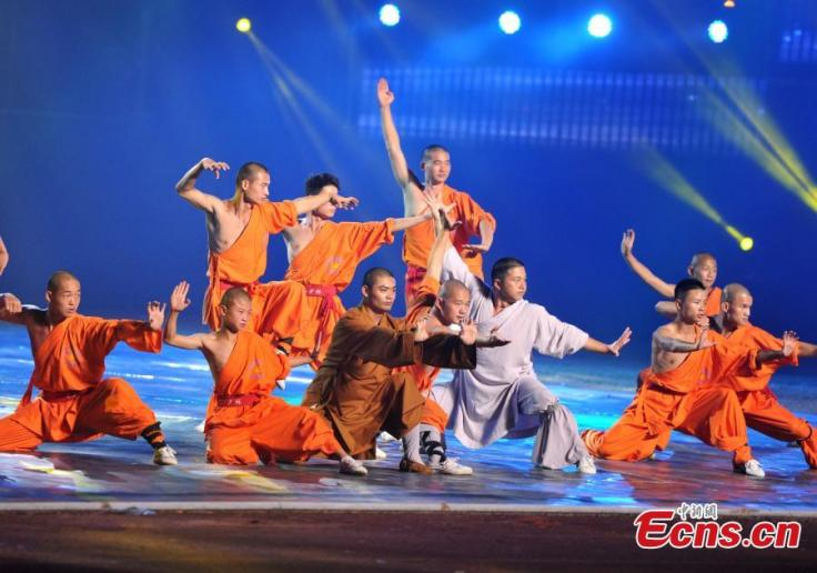 Southern Shaolin show