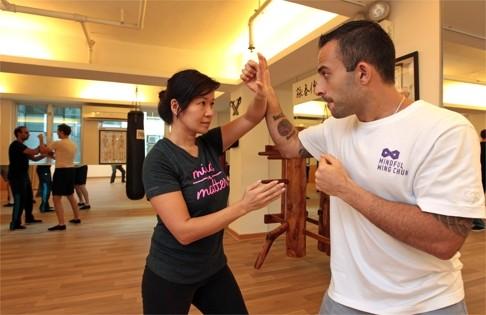 Nima King.Wing Chun School