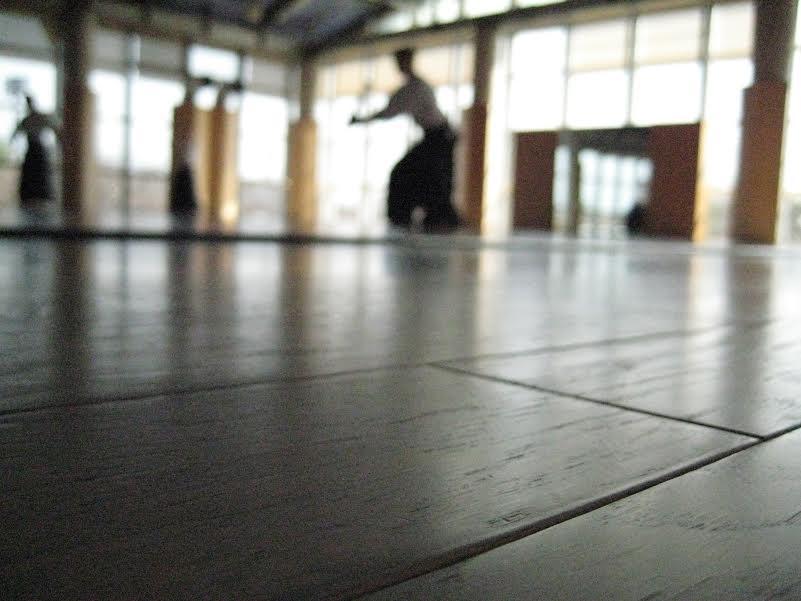 Dojo Training flook.miracle