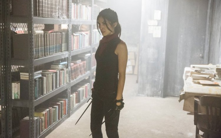 A scene from the second season of Dare Devil. Source: Daily Beast