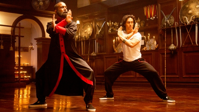 Tiger Shroff, who has recently generated controversy with his remarks about the Indian origins of the Chinese Martial Arts.  Source: