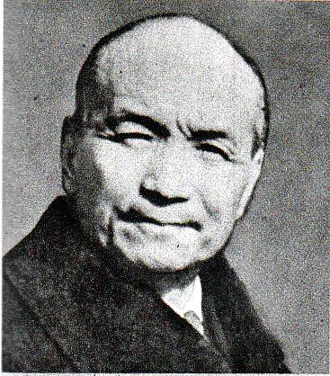 A portrait of Chu Minyi circa 1940.  Source: Wikimedia.