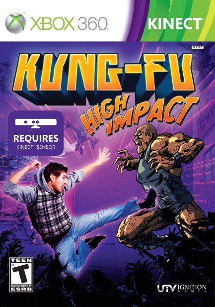 Kung Fu Connect