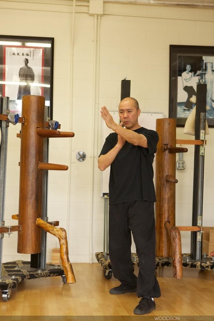 Ken Chun Talks Wing Chun. Source: