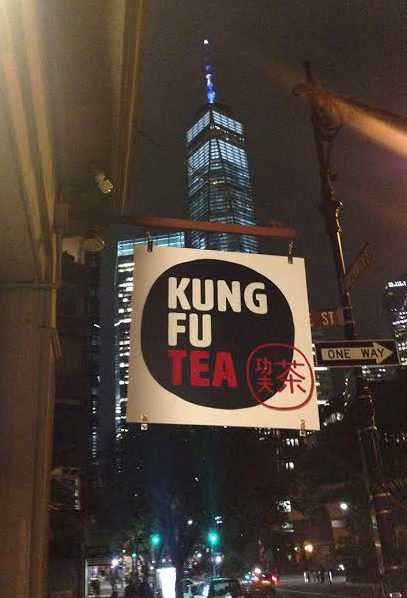 Kung Fu Tea.charles russo