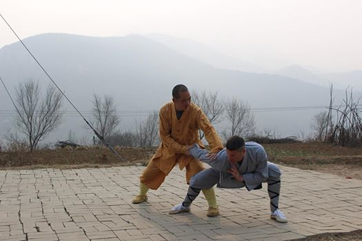 Living the Dream at Shaolin. Source: Kung Fu Tai Chi Magazine.