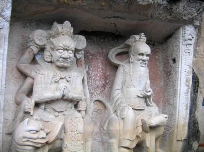The Longmen Grottoes. Source: