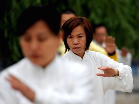 Taijiquan. Source: Edwin Lee/flickr