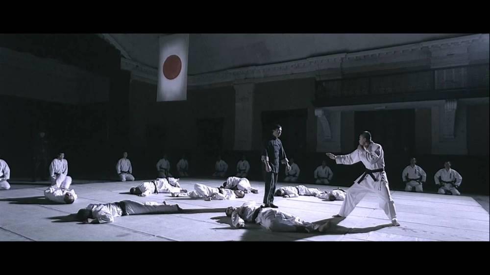 Ip Man Karate Fight.donnie Yen