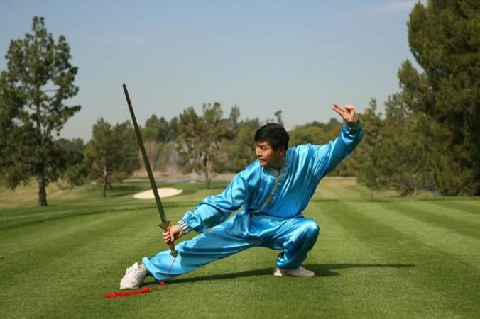 Master Li You Fu. Source: the Epoch Times.