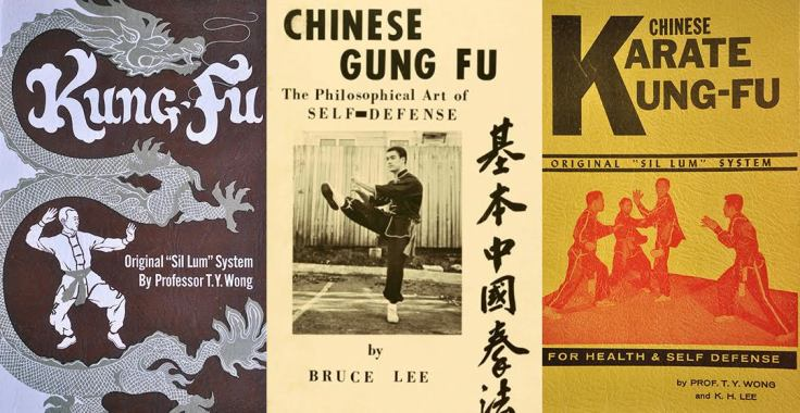 Three of the earliest English language books on Kung Fu by Chinese authors published in North America.
