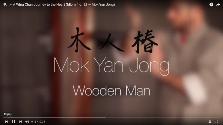 Wing Chun Journey to the Heart, by Lee Moy Shan. Source: Youtube.