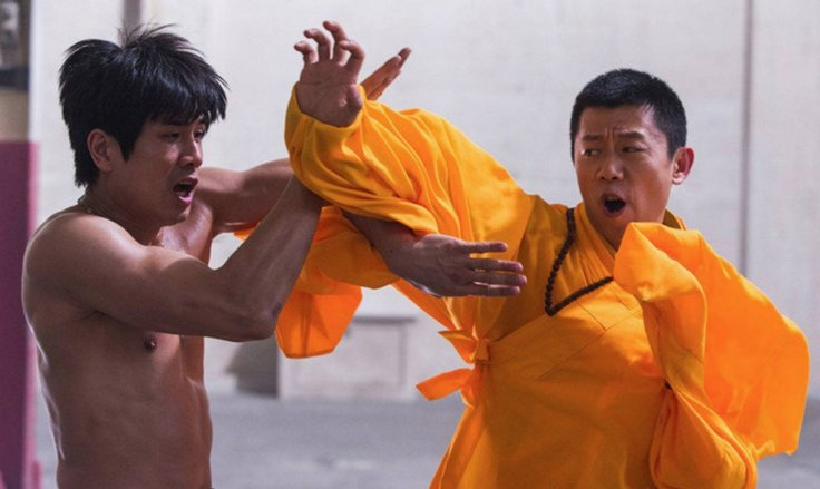 Bruce Lee facing off against Wong Jack Man in George Nolfi's biopic, Birth of the Dragon.